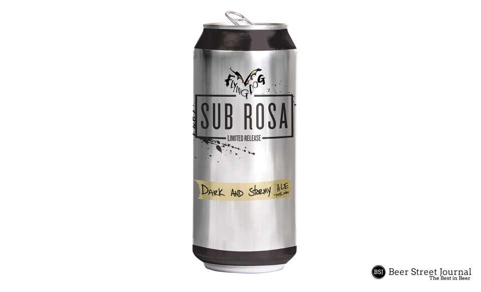 Flying Dog Dark & Stormy Ale