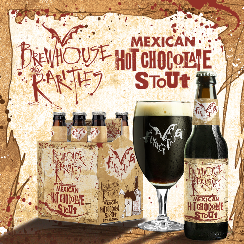 Flying Dog Mexican Hot Chocolate Stout
