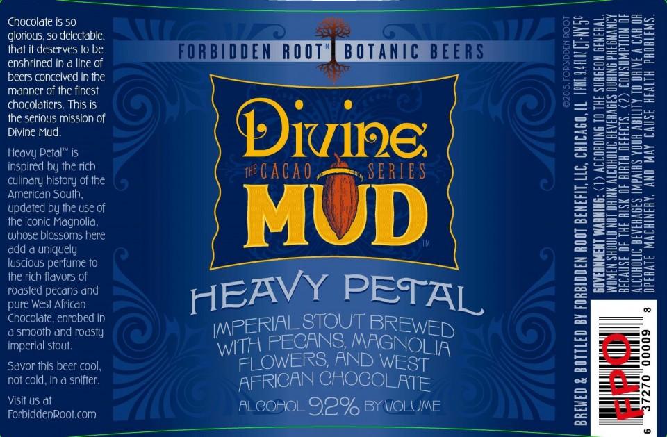 Forbidden Roat Divine Mud