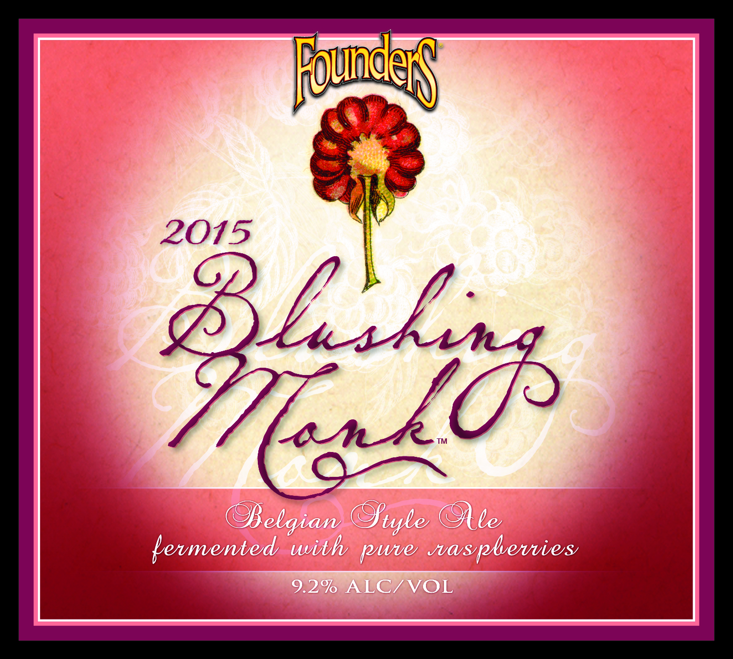 Founders Blushing Monk Returns In 2015