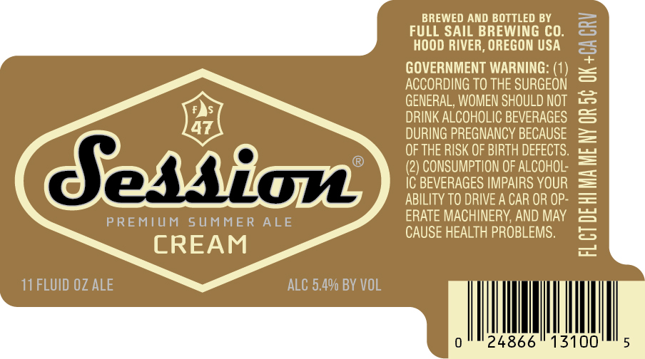 Full Sail Session Summer Cream Ale