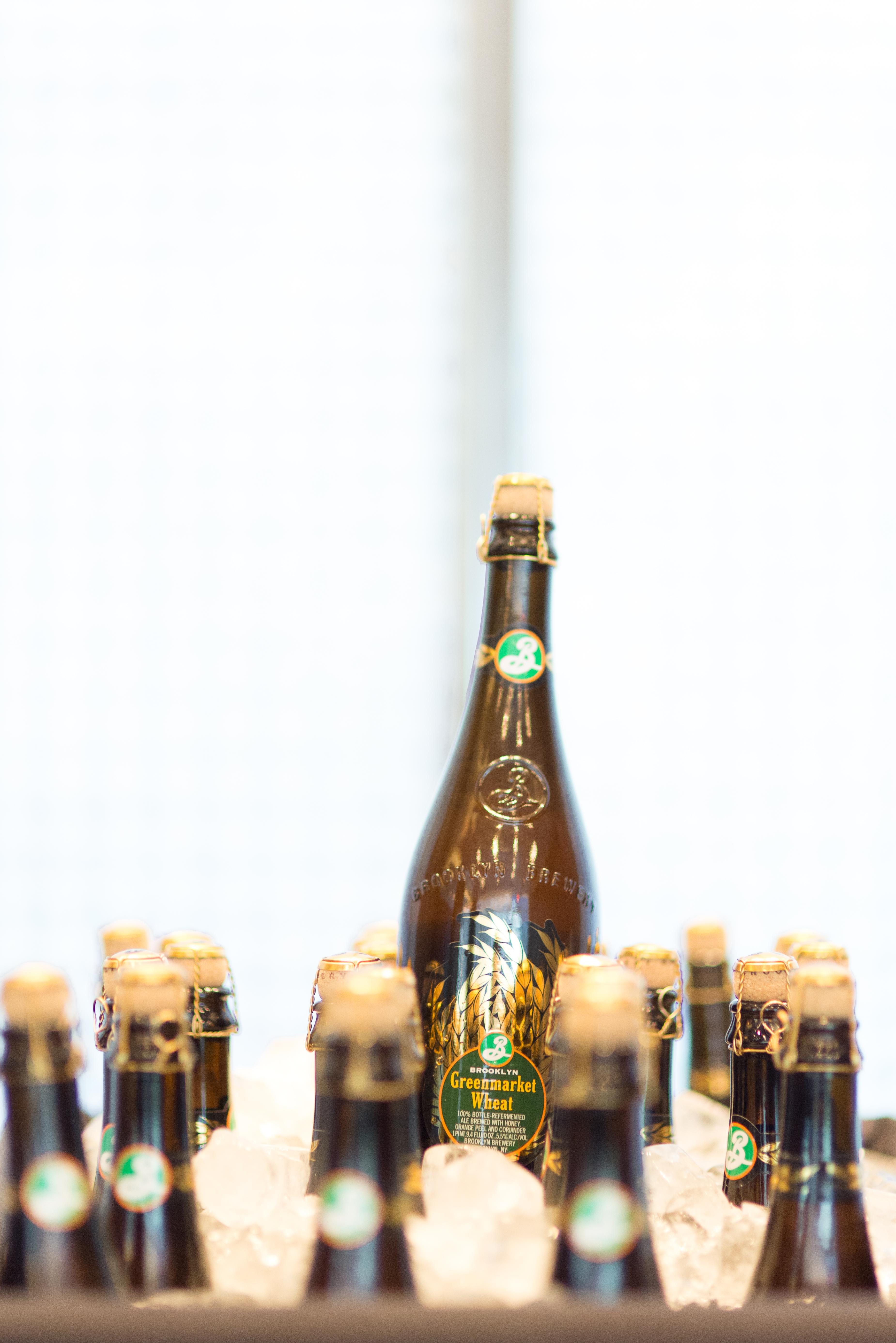 Brooklyn Brewery & GrowNYC Collab: Greenmarket Wheat [PICS ...