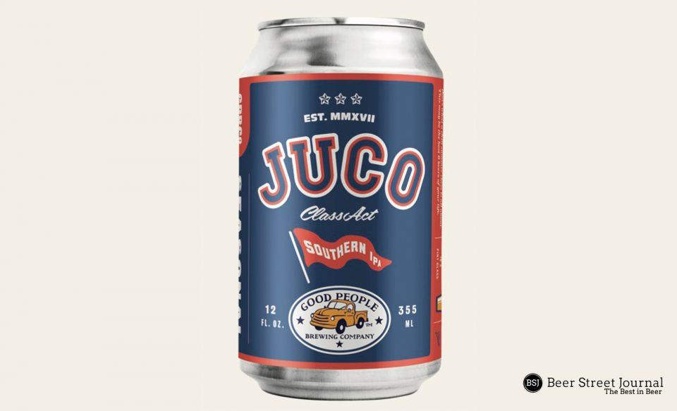 Good People Juco Southern IPA
