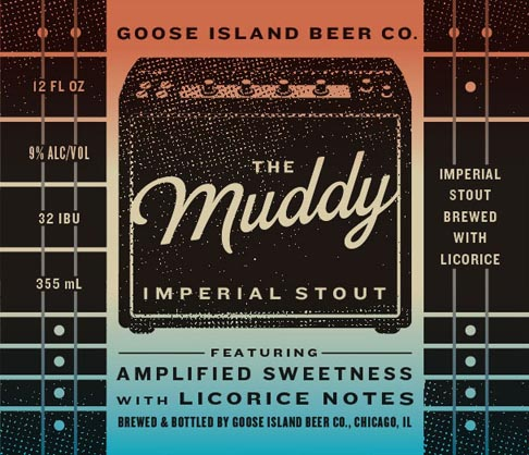 Goose Island The Muddy Imperial Stout