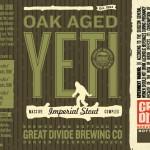 Great Divide Oak Aged Yeti 12oz