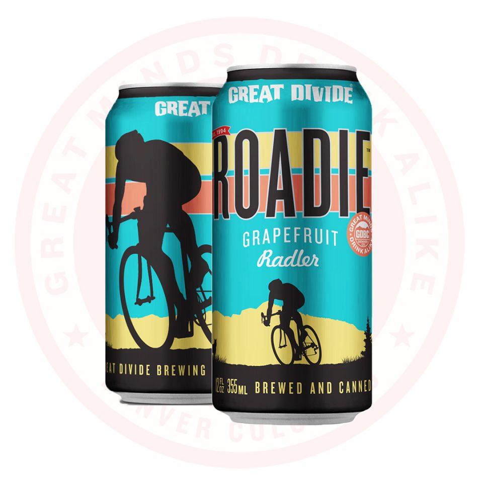 Great Divide Roadie Radler