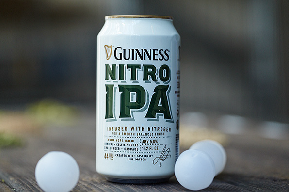 Guinness Nitro IPA Can