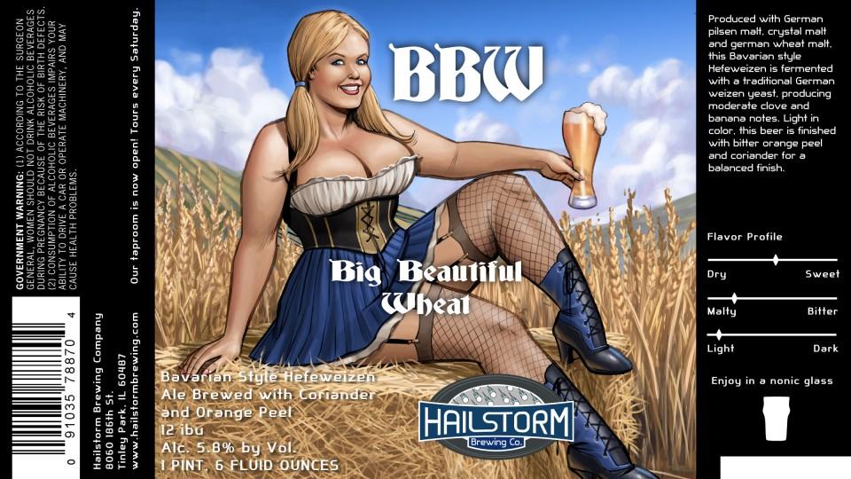 Hailstorm Brewing BBW