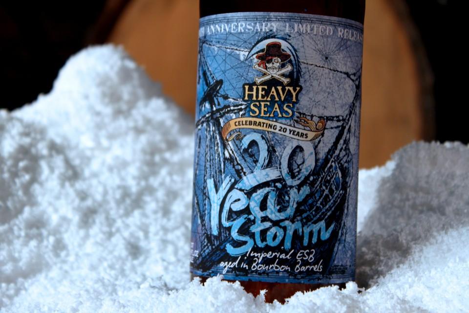 Heavy Seas 20 Year Storm