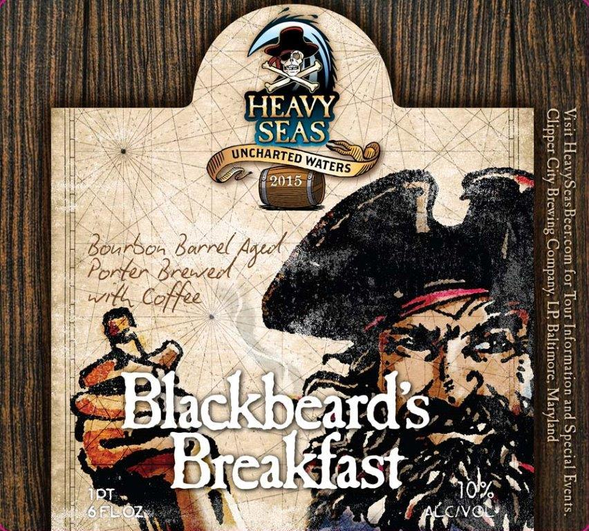 Heavy Seas Blackbeard's Breakfast