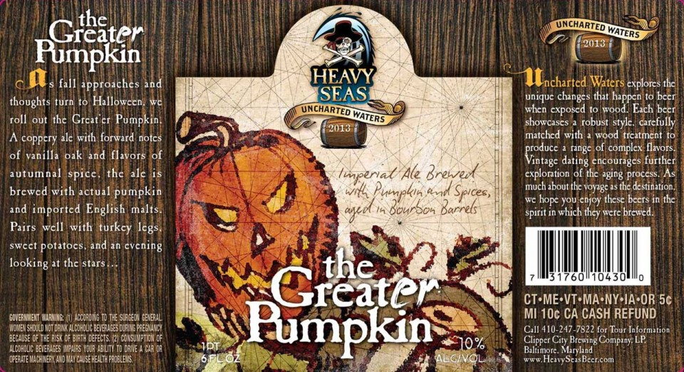 Heavy Seas Great'er Pumpkin