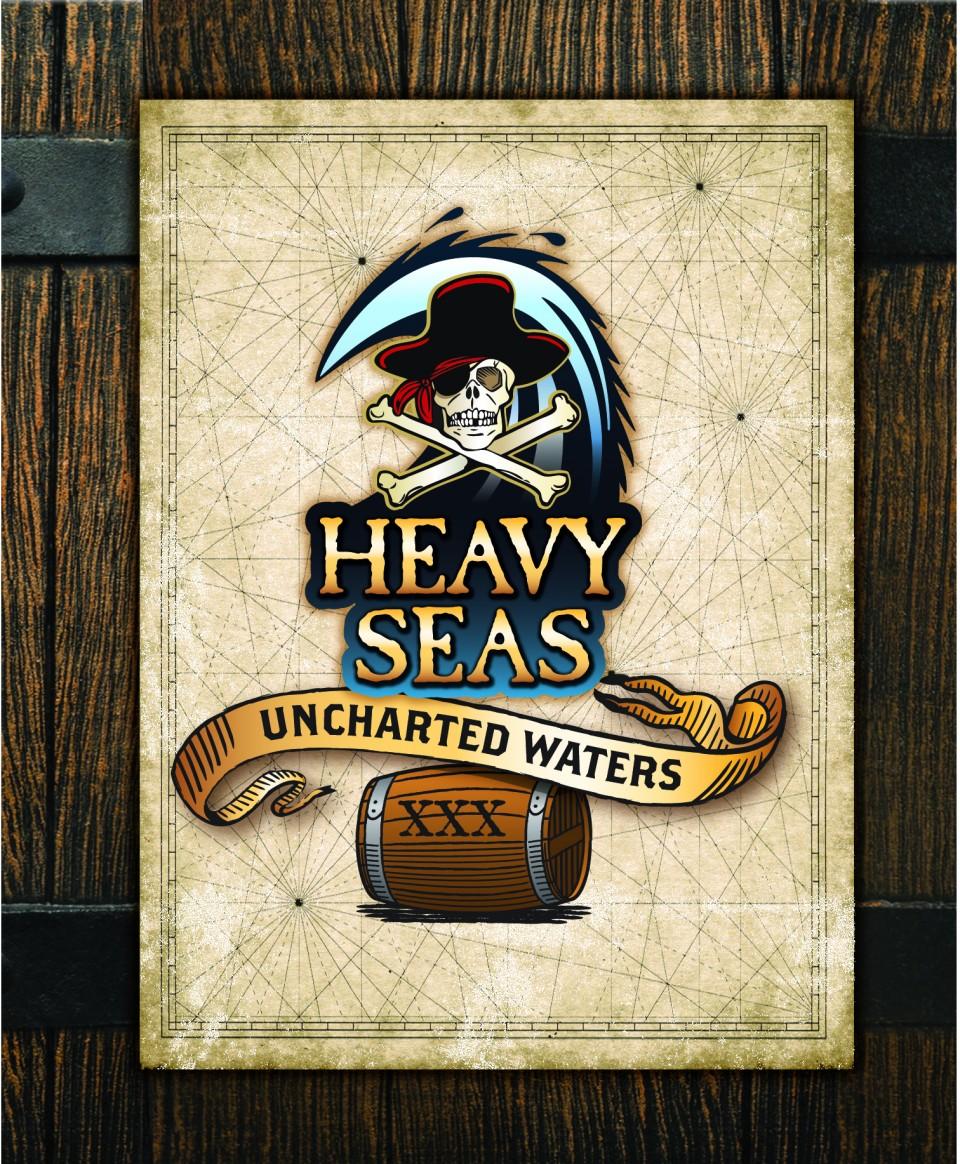 Heavy Seas Uncharted Waters