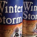 Heavy Seas Winter Storm