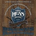 Hess Brewing Brunus Robustus