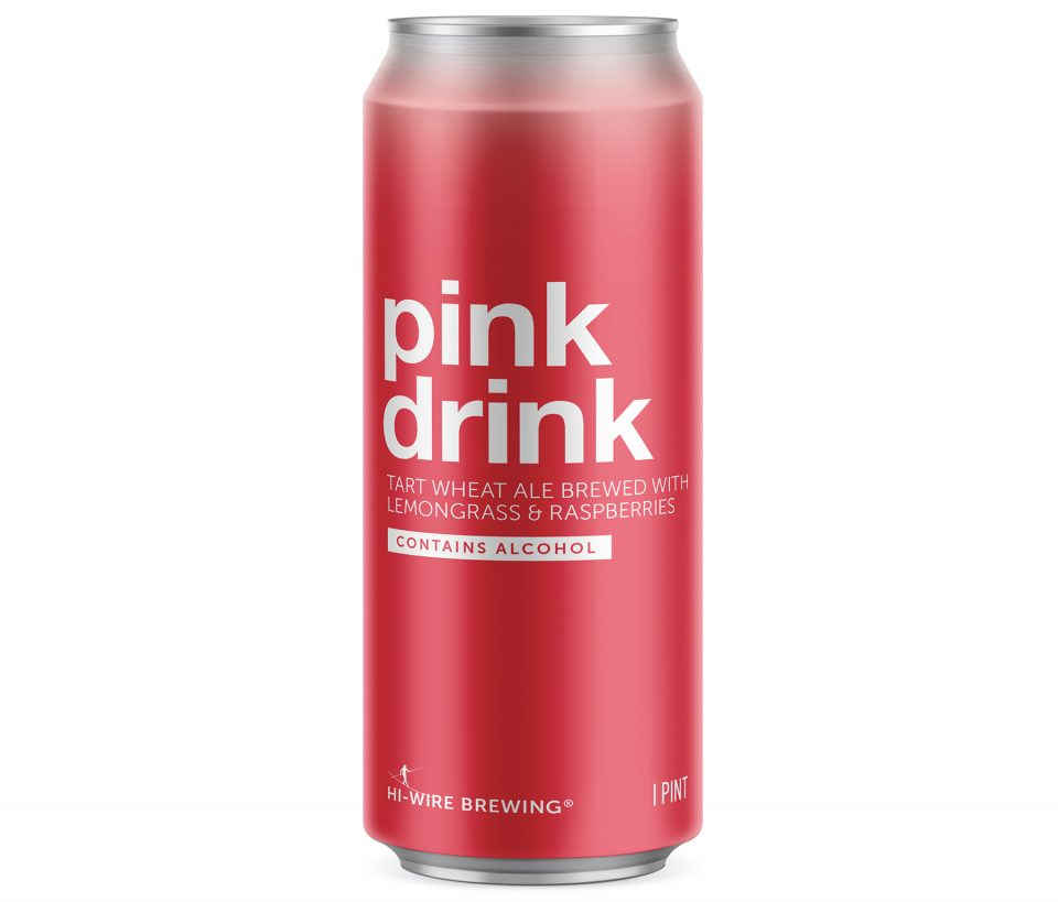 Hi-Wire Pink Drink
