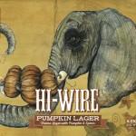 Hi-Wire Pumpkin Lager
