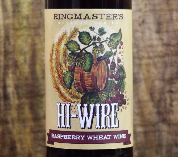 Hi-Wire Raspberry Wheatwine
