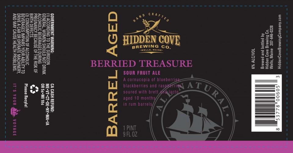 Hidden Cove Berried Treasure