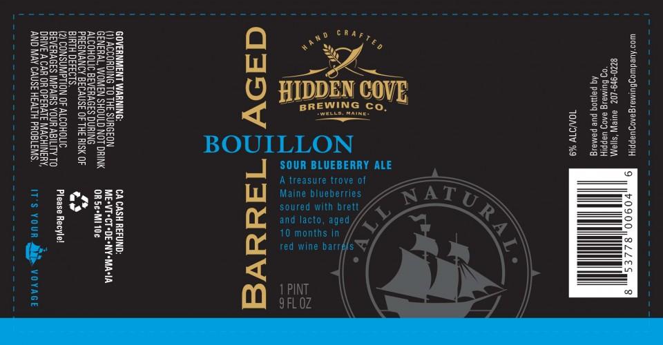 Hidden Cove Bouillon