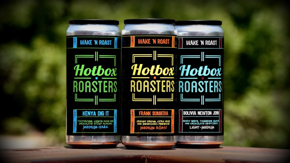 Hotbox Roasters Coffee