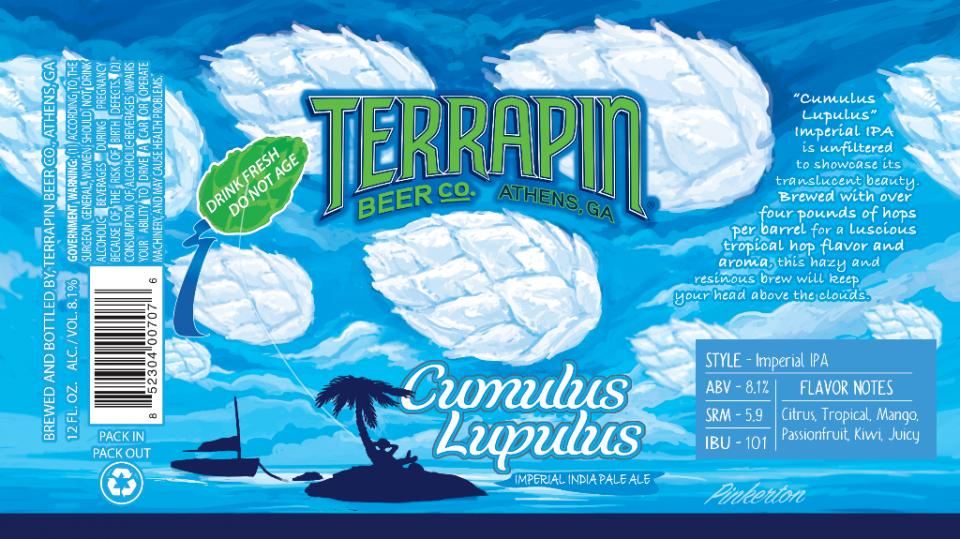 Terrapin Cumulus Lupulus
