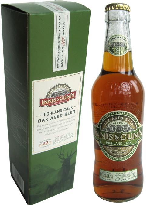 Innis Amp Gunn Highland 18 Cask Arrives In August Beer