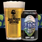 Jailhouse Brewing The Badge