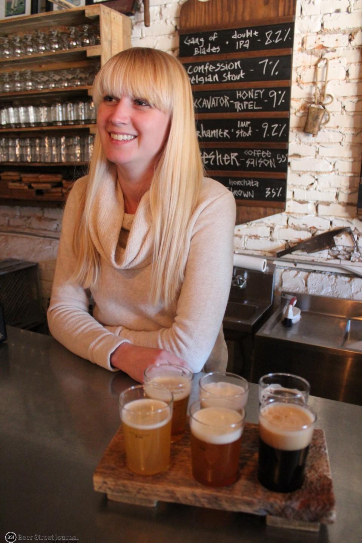 Jess Riser Burial Beer
