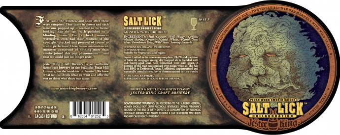 Jester King Salt Lick