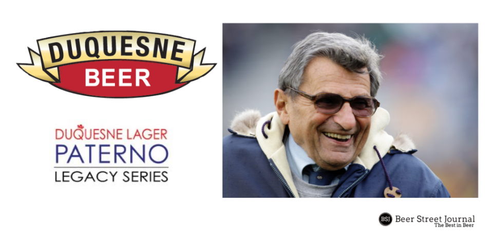 Joe Paterno Beer