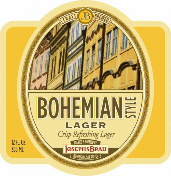 Josephs Brau Bohemian Lager