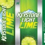 Keystone Light Lime