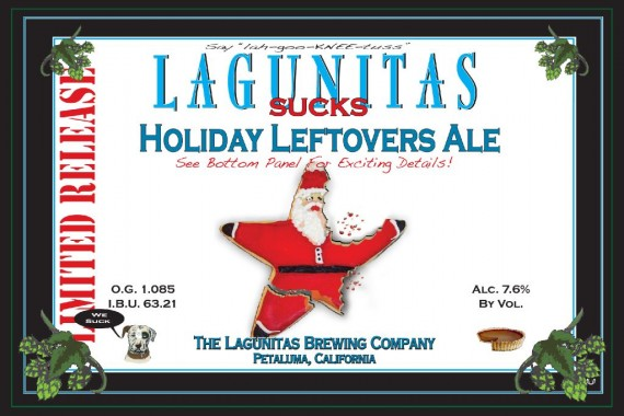 Lagunitas Still Sucks