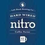 Left Hand Hard Wired Nitro Coffee Porter
