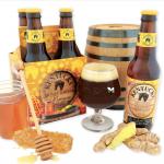 Lexington Honey Barrel Brown Ale