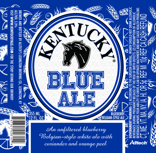 Lexington Kentucky Blue Ale