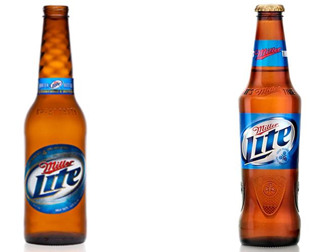 Miller Lite Bottle