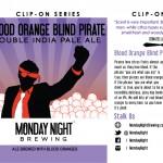 Monday NIght Blood Orange Blind Pirate