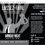 Monday Night Laissez-Faire