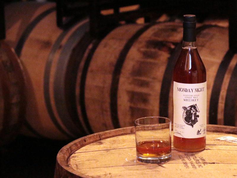 Monday Night Scottish-style Single Malt Whiskey