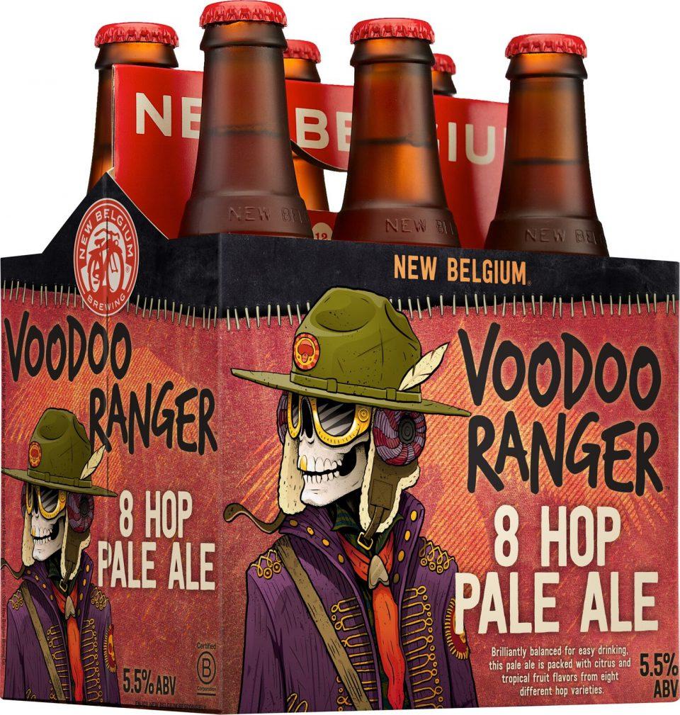 New Belgium 8 Hop Pale Ale