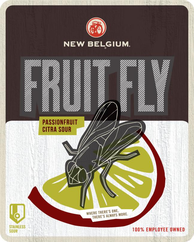 New Belgium Fruit Fly