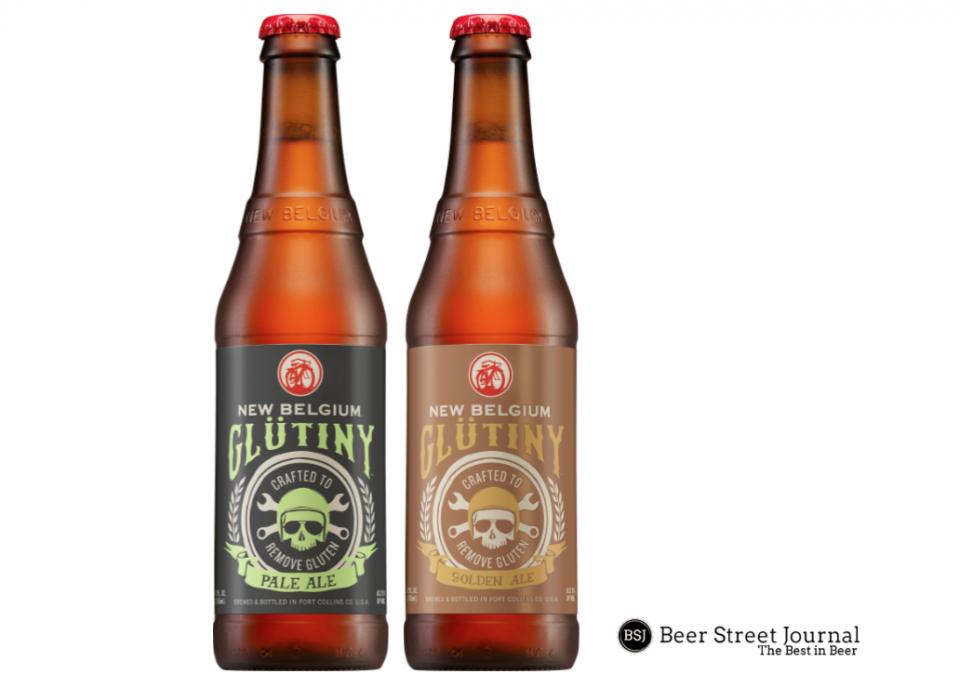 New Belgium Glutiny Ales