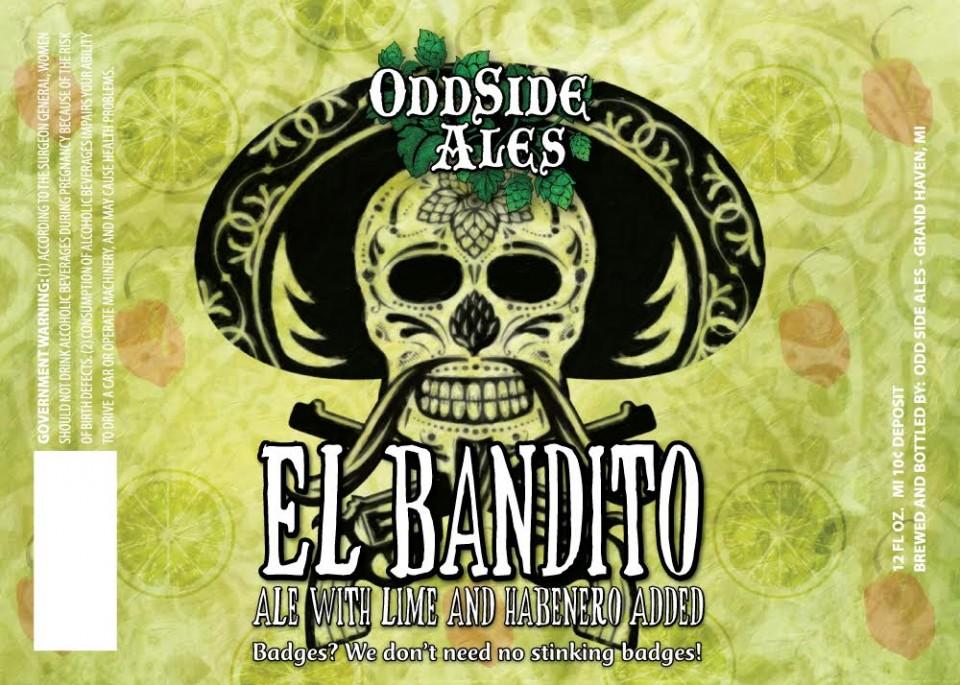 Oddside Ales El Bandito