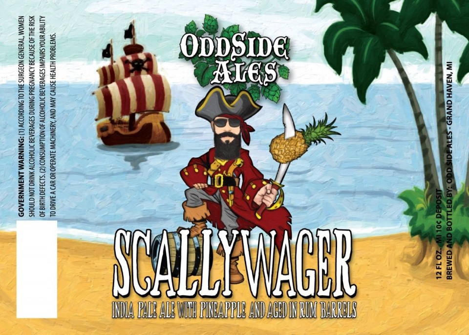 Oddside Ales Scallywager
