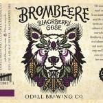 Odell Brombeere Blackberry Gose