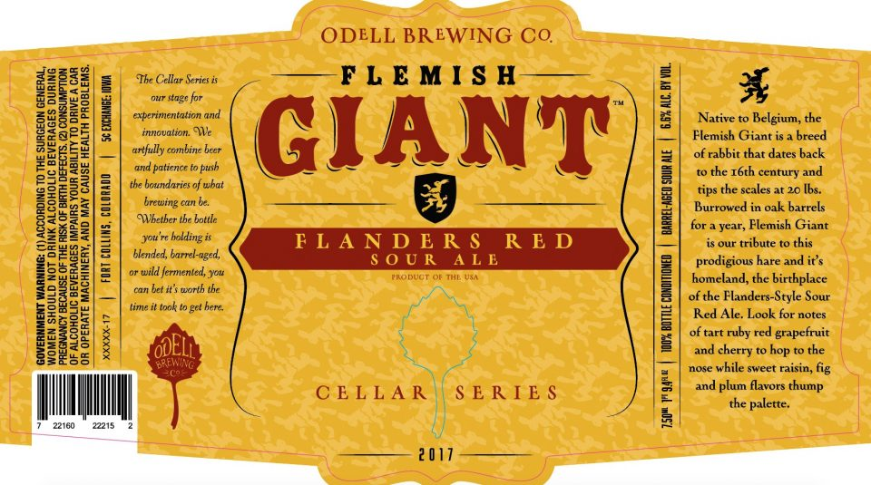 Odell Flemish Giant