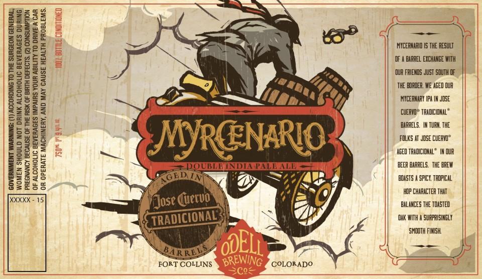 Odell Myrcenario