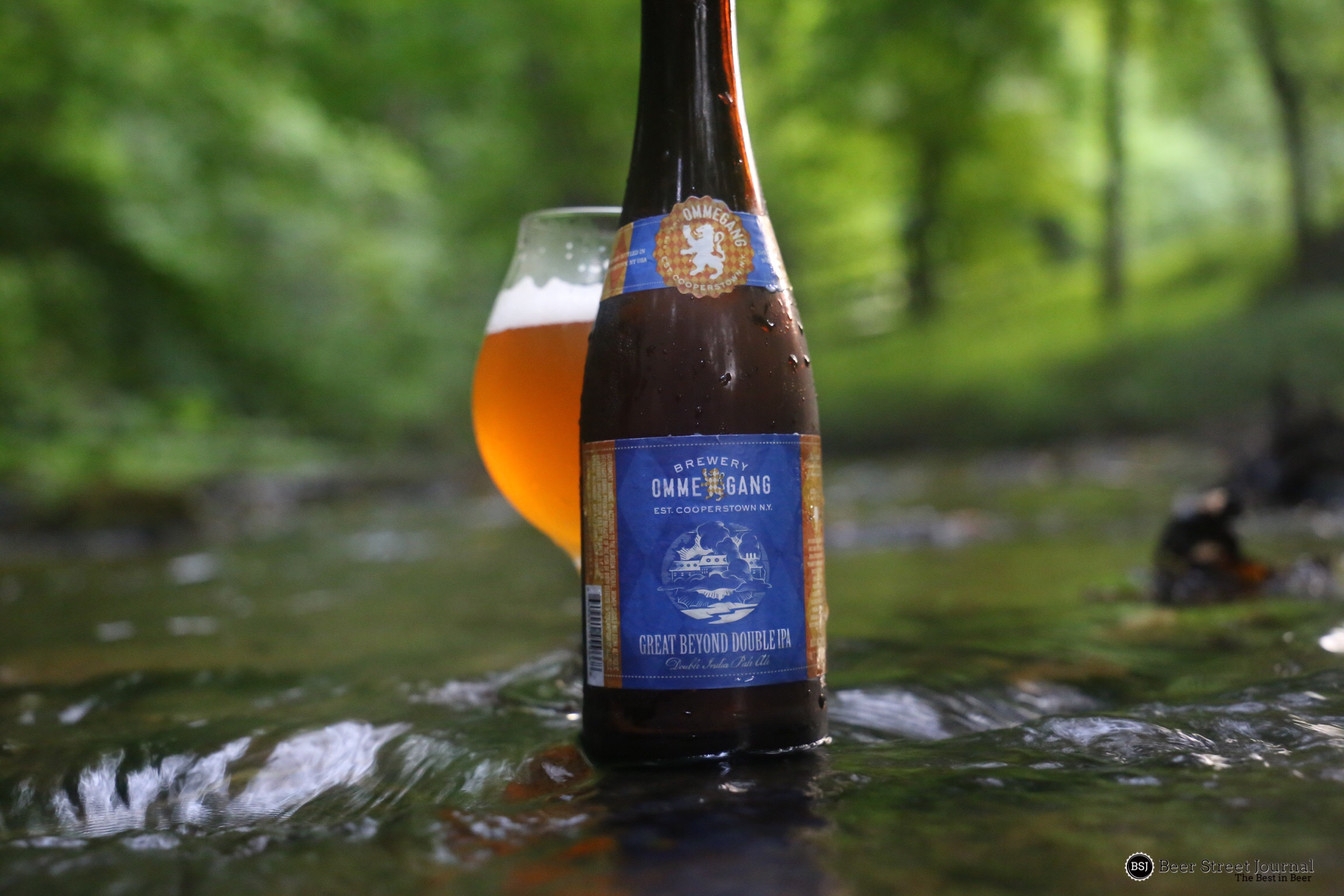 Ommegang Great Beyond (New York)-8.8% ABV