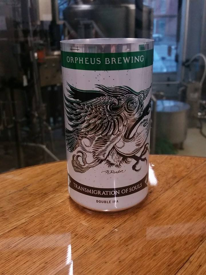 Orpheus Brewing Transmigration of Souls